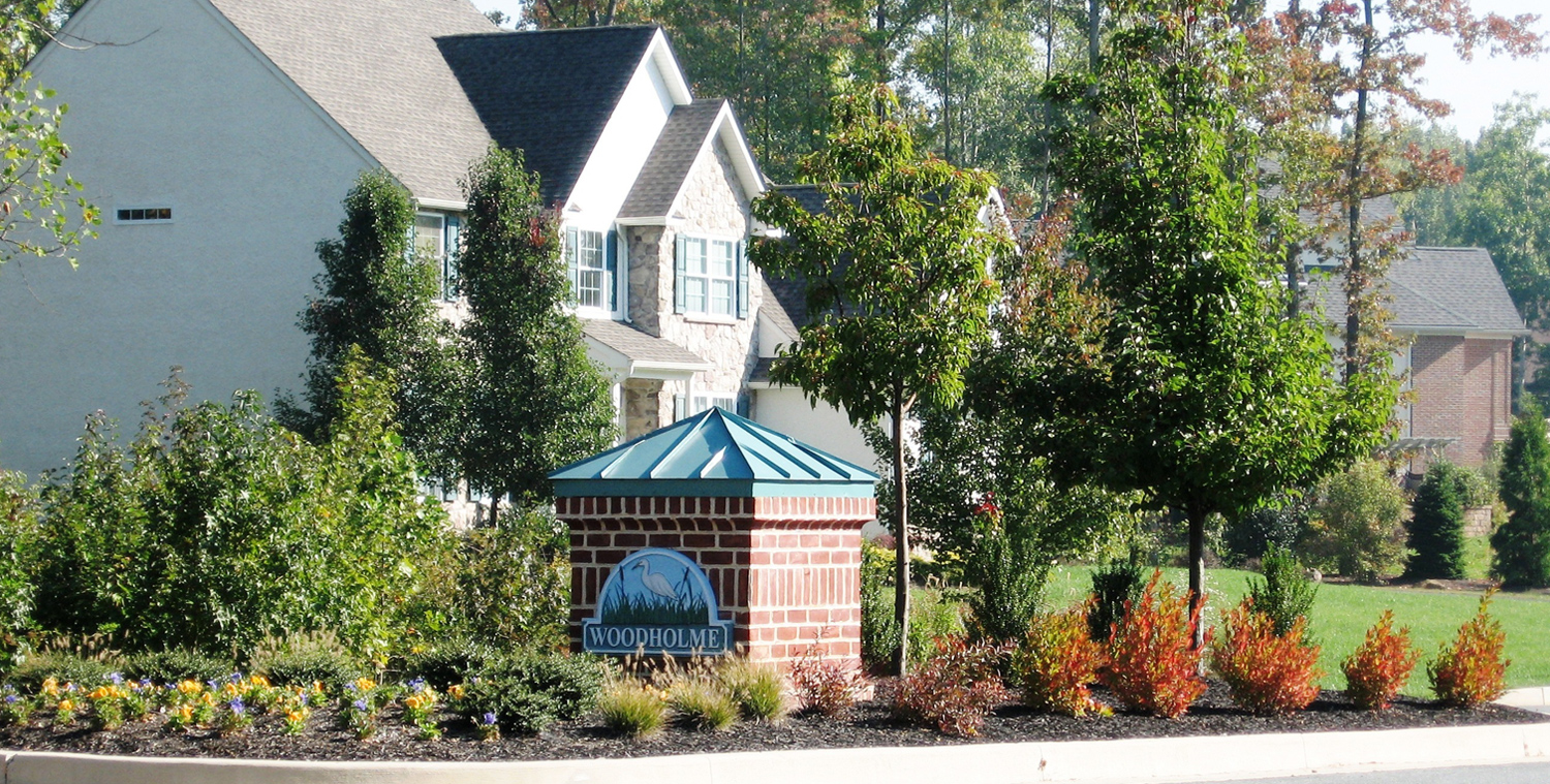 Full Service Landscaping in DE, PA and MD Areas Outside Development